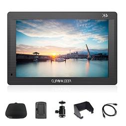FEELWORLD FH7 Full HD 7 Inch IPS On Camera Field Monitor Wit