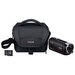 Sony Full HD Flash Memory Camcorder Bundle 30x Optical Zoom