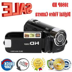 FULL HD 1080P 16MP 16X ZOOM Digital Video Camera DV Video Ca