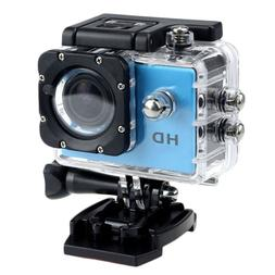 Full HD 1080P Sports Action Camera Cam 12 Includes GoPro acc