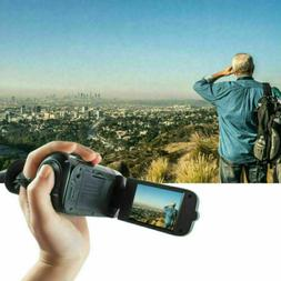 Full HD 1080P Video Camera 2.7inch LCD Camcorder Vlogging Fa