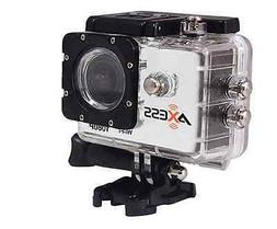 Axess Full HD 720p Action Camera with 1.5in LCD And Waterpro