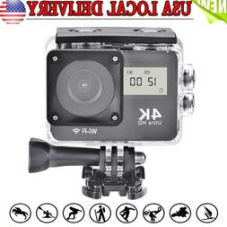 Full HD Action Camera Sport Camcorder Waterproof DVR 1080P/4