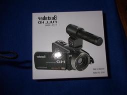 besteker full hd camcorder