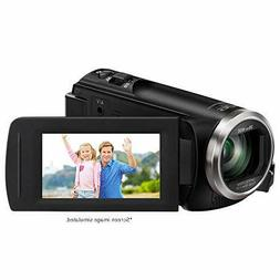 Panasonic Full HD Video Camera Camcorder HC-V180K, 50X Optic