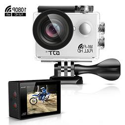 GJT GA1 1080P Action Camera 12MP Full HD Sports Camera WiFi