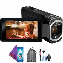 JVC GZ-VX700 Full HD Everio Camcorder with WiFi  + Pro Acces