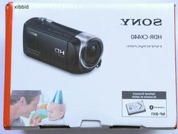 handycam hdr cx440 full hd camcorder black