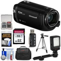 Panasonic HC-W580 Twin Wi-Fi HD Video Camera Camcorder Kit