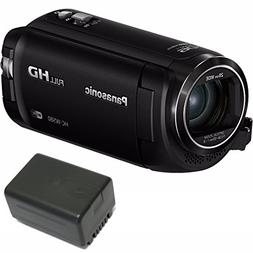Panasonic HC-W580K Full HD 1080p Camcorder with Twin Camera