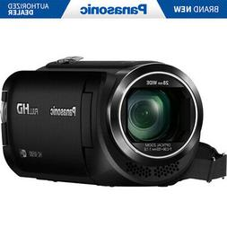 Panasonic HC-W580K HD Camcorder with Wi-Fi, Built-in Multi S