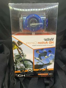 Vivitar HD Action Camera - Model DVR785HD - New in Box