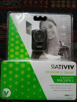 Vivitar HD LifeCam Wearable Video Camera Camcorder  DVR906