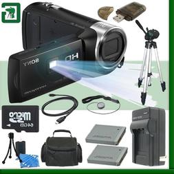 Sony HDR-PJ275 Handycam Camcorder with Built-In Projector  +
