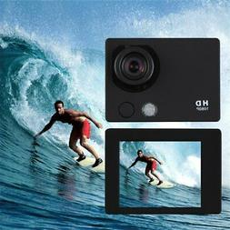 High Speed Recording DV Action Mini HD 720P Action Camcorder