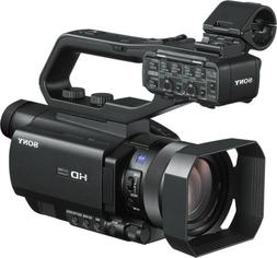 "Sony HXR-MC88 Professional Compact 1"" HD Camcorder w/ Fast H"