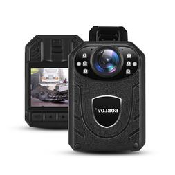 Boblov KJ21 Body Worn Camera <font><b>HD</b></font> 1296P DV