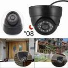 1200TVL IR 24LED Night Vision 3.6mm Len HD Camcorder Wired H