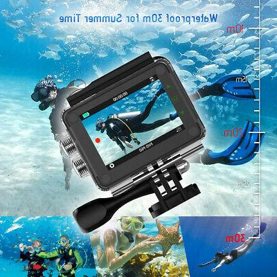 ANDOER 1080P 20MP WIFI SPORTS ACTION CAMCORDER