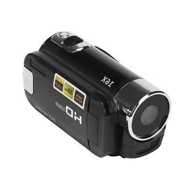 "2.7"" Full Digital Zoom Video Camera DV Camcorder 16MP 32GB"