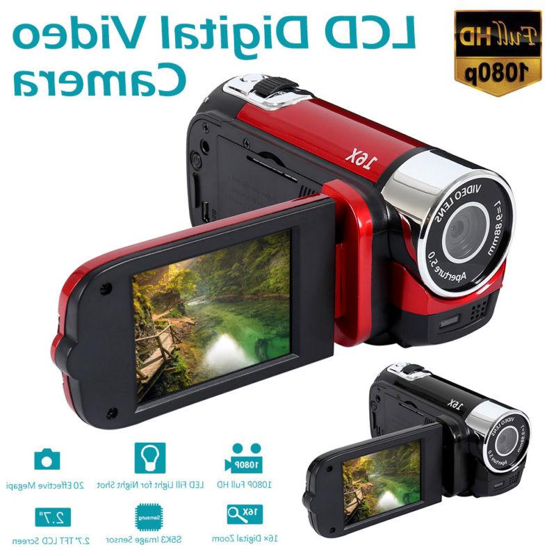 2 7 inch lcd video camcorder hd