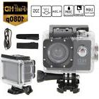 """2"""" LCD 30m Waterproof Ultra HD 1080P Outdoor Action Camcorde"""