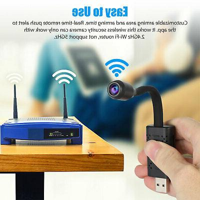 Mini 1080P USB IP 4K Security Camcorder Vision