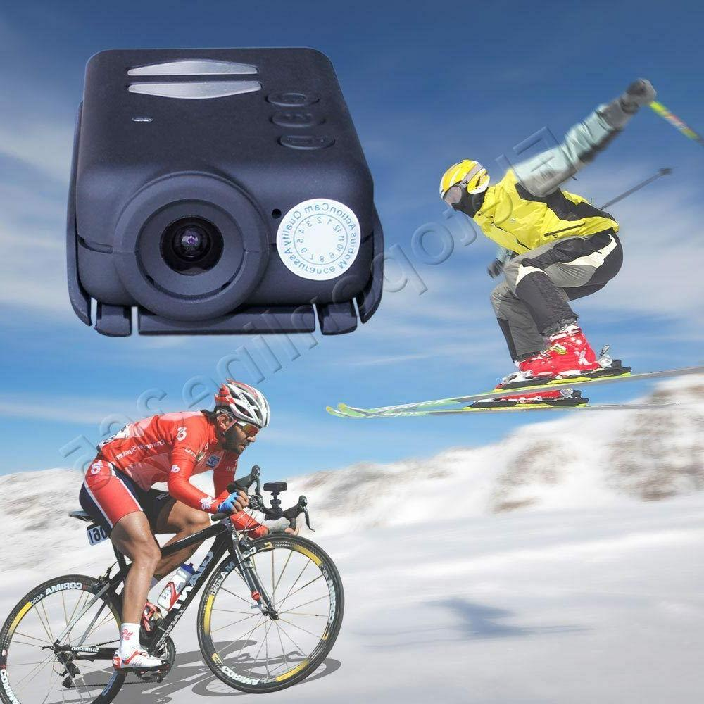 1080P HD Mini Auto Record with Power Mobius ActionCam Sports
