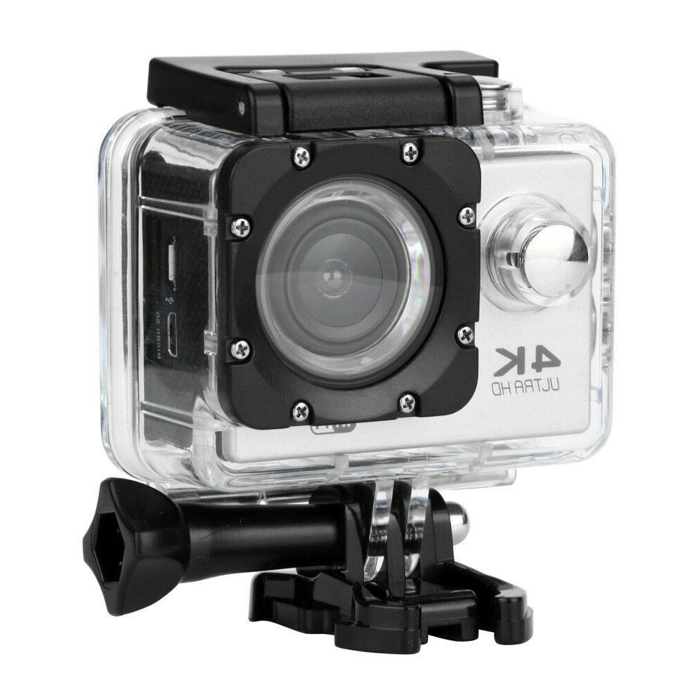 4K 16MP WIFI Waterproof Camcorder