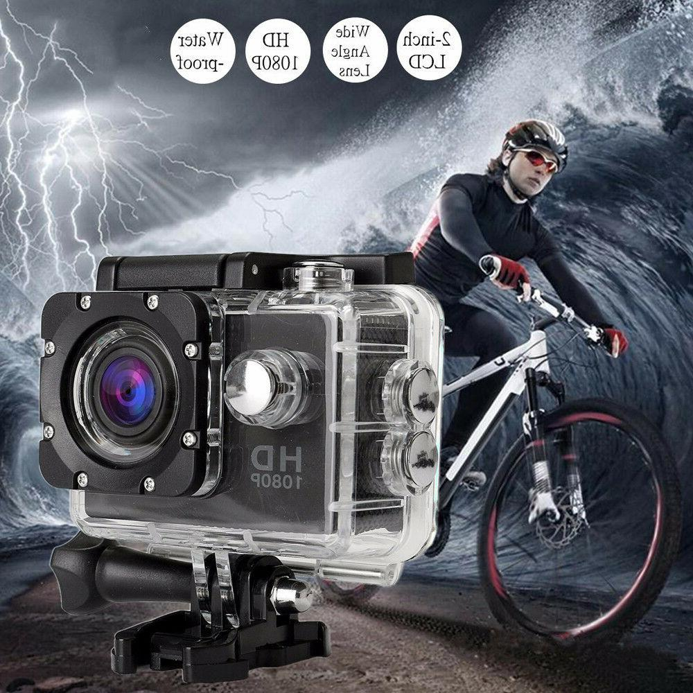4K 16MP Ultra HD WIFI Sport Action Camera Video Camcorder