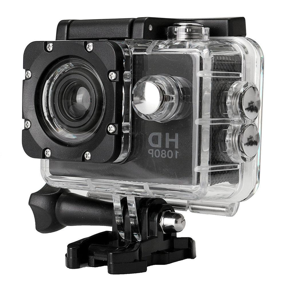 4K HD WIFI Waterproof Action Camera DV Video Camcorder USA