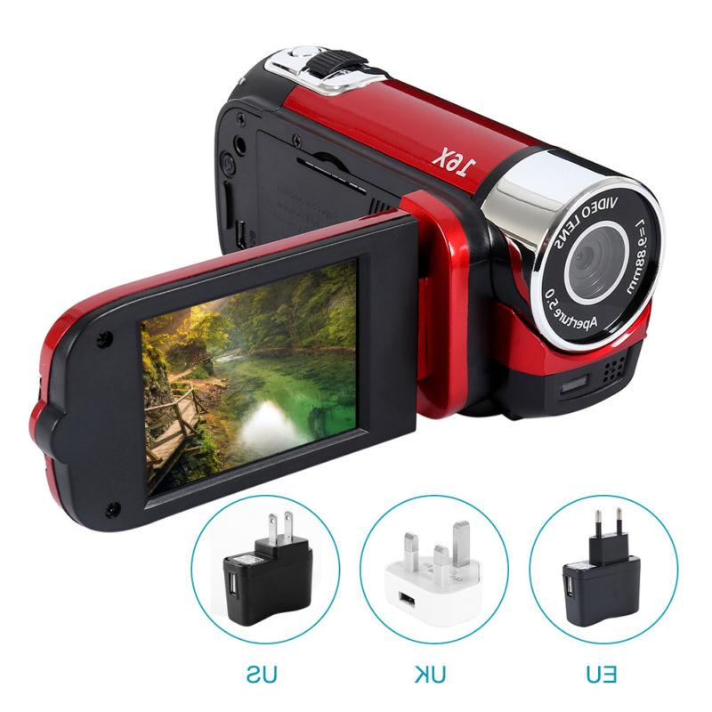 4K Digital Camera 1080P WiFi DVR Video Camcorder US