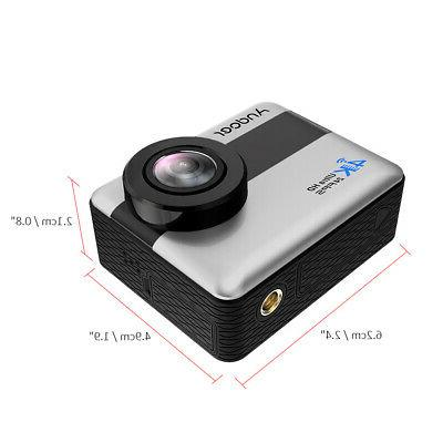ANDOER AN1 1080P 5X ZOOM WIFI SPORTS ACTION CAMCORDER