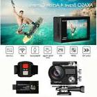 AKASO Brave 4 HD 4K Sports Action Camera Camcorder Waterproo