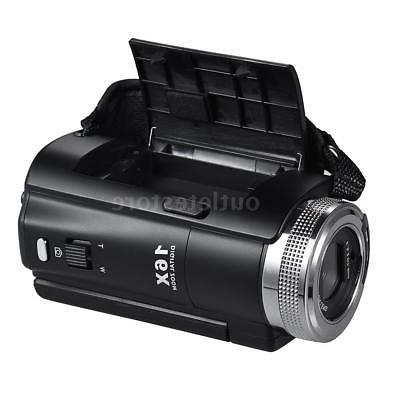 "Andoer Full HD Recording Video Camcorder 3""LCD"