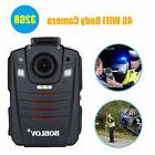 BOBLOV Police Worn Body Camera HD 1080P WiFi Security Cam 32
