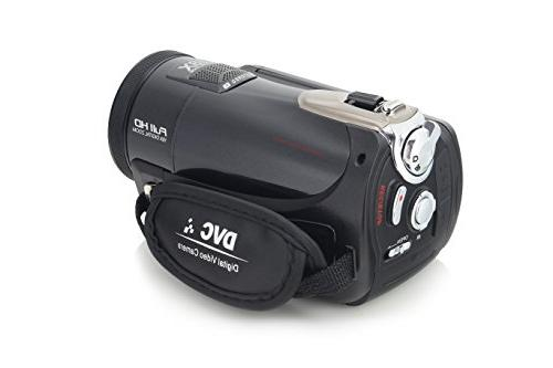 """Bell+Howell Camcorder 3"""" LCD Black"""