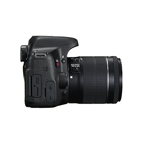 Canon EOS Rebel Video Kit with 18-55mm GO and SD Card Class - Enabled