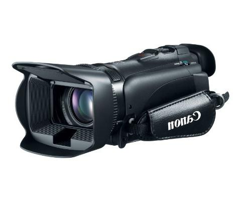 Canon HF HD Camcorder with HD CMOS Pro and Internal Flash