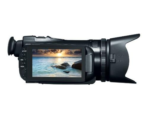 Canon HD Camcorder with CMOS Pro and Internal Flash