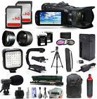 Canon VIXIA HF G40 Full HD Camcorder with Built-In Wi-Fi Fil