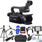 Canon XA20 Professional HD Camcorder with HD and Built in Wi
