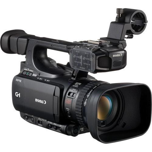 Canon XF100 Professional Camcorder with 10x HD Video lens, C