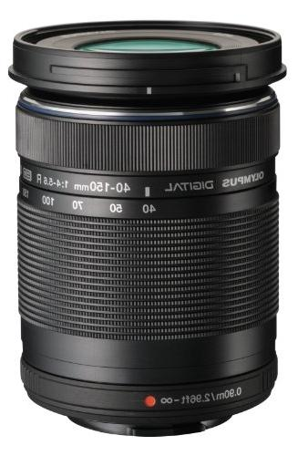 Olympus M. 40-150mm F4.0-5.6 R Zoom Lens  for Olympus Micro