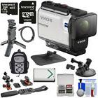 Sony Action Cam HDR-AS300 Wi-Fi HD Video Camera Camcorder +