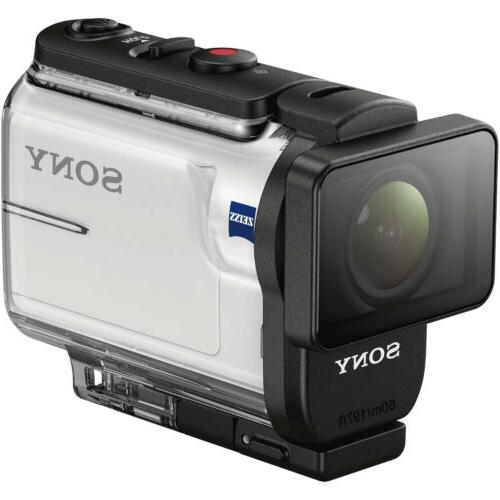 Sony Action Cam HDR-AS300 Wi-Fi HD Video Camera Camcorder