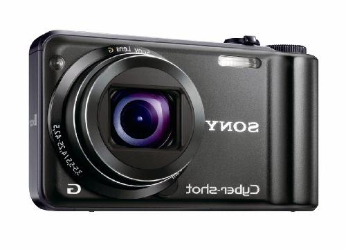 Sony Cyber-shot DSC-H55 Digital with 10x Wide Optical with Image Stabilization