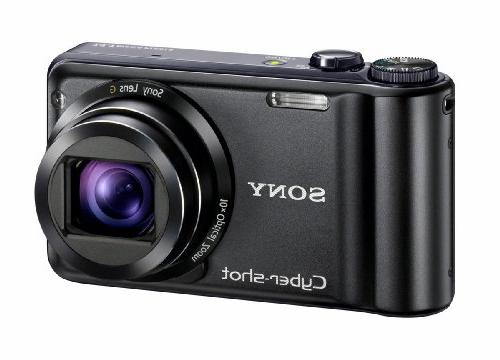 Sony Digital Camera 10x Wide with SteadyShot Image and