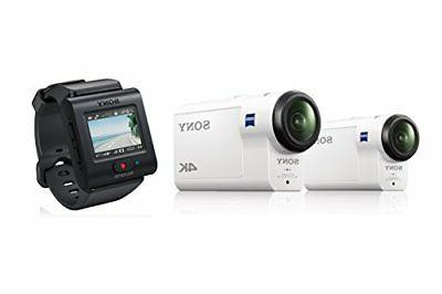 Sony HDRAS300R/W HD Recording, Action Cam, Underwater Camcor