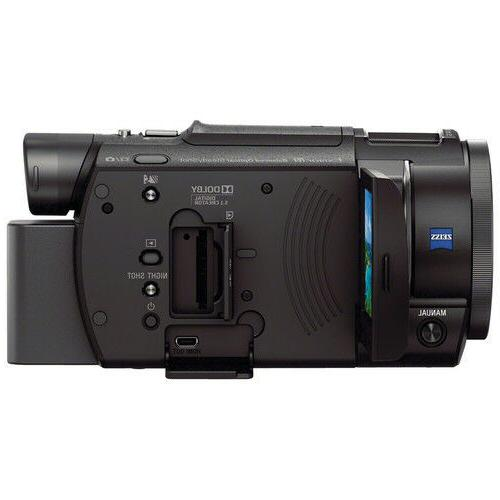 Sony Handycam 4K Ultra HD Camera Camcorder NEW